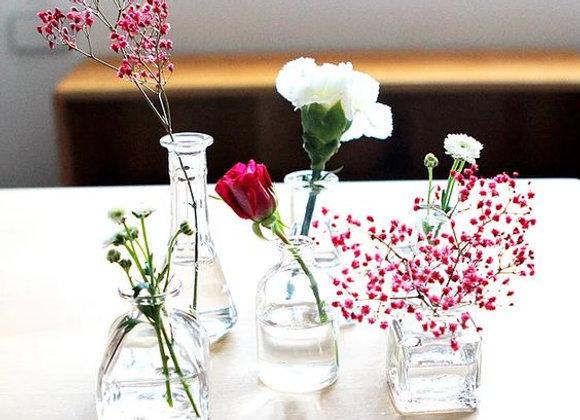 Mini vases - set of 3