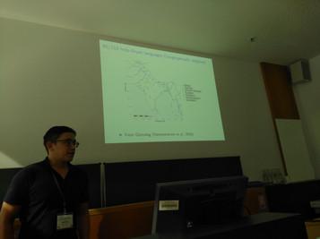 Presentation at the SLE, Leipzig 2019