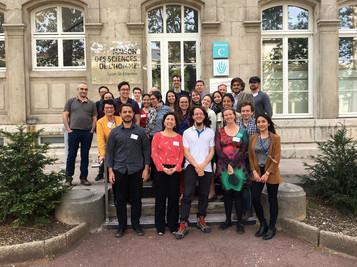 Workshop at the DDL, Lyon 2019