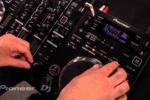 DJ + Sound equipment