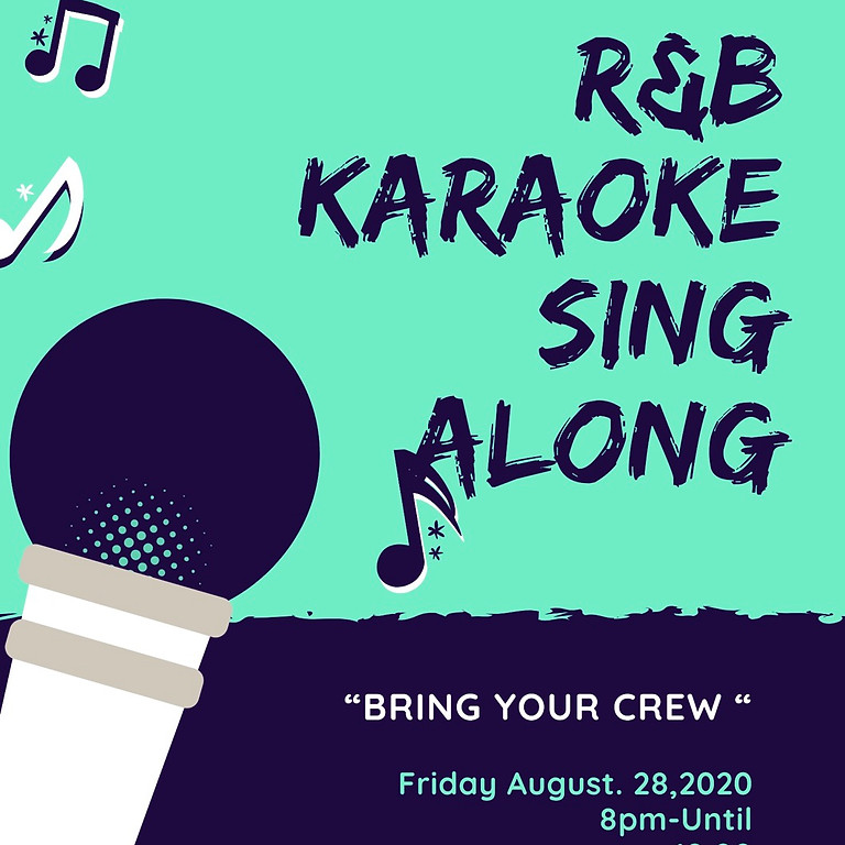R&B Karaoke Sing Along