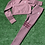 Thumbnail: Flossin Sexy 2pc Crop Top Long Sleeve