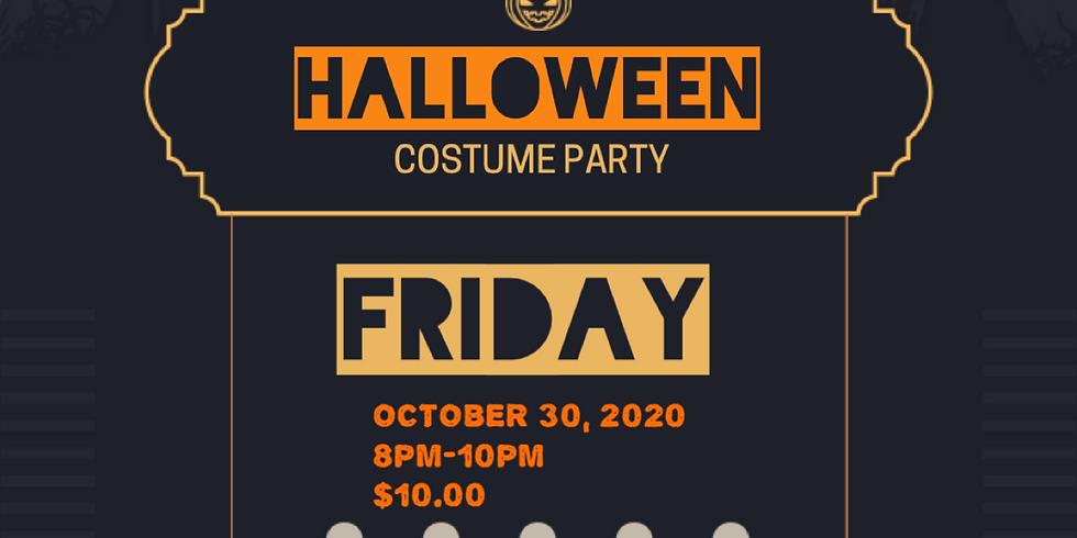 Halloween Costume Party!!