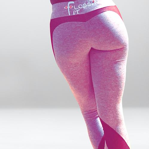 Flossin Pink leggings