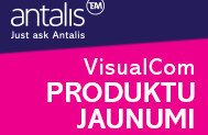 VisualCom jaunumu e-avīze