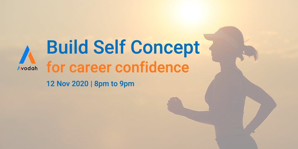 Build Self Concept for Career Confidence