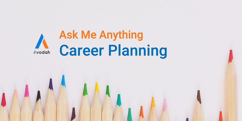 Ask Me Anything about Career Planning