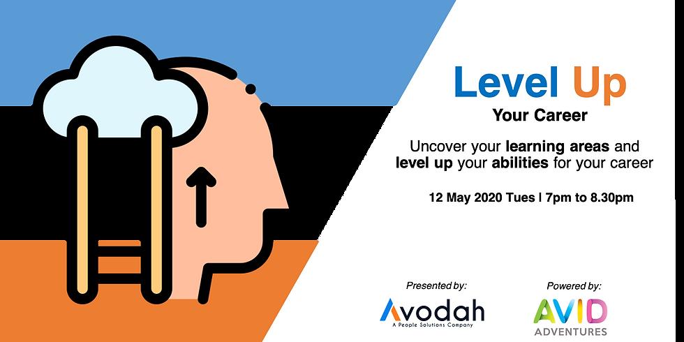 Level Up - Your Learning Advisory Webinar