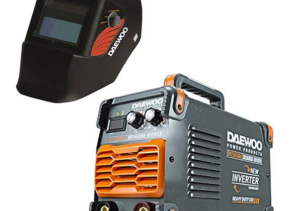 SOLDADORA 200 AMP.DW250+MASC.DALYG3500  DAEWOO