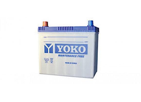 BATERIA YOKO 70AMP 12V (+)DER NX 110_5L