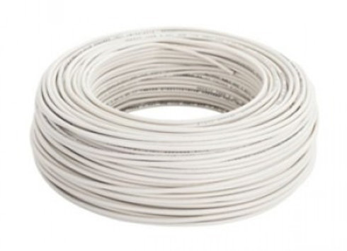 CABLE THHN 12AWG (3,31mm) BLANCO 100MTS