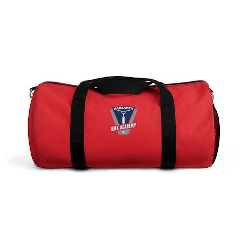 Duffel Bag Red  I  Sarasota BMX Academy
