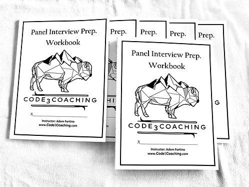 Interview Prep Workbook