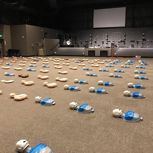 Community CPR/ AED Training