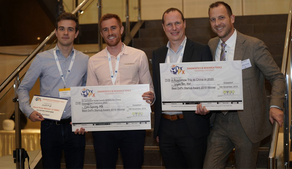 Winner of DxPx Startup Award