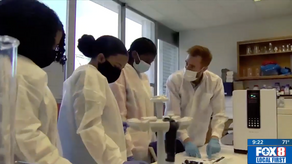 CellSpring Partners with STEM NOLA and Obatala for Biotech Fellows