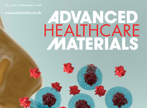 CellSpring Publishes Groundbreaking PoC Work in Advanced Healthcare Materials