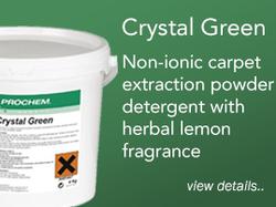 crystal green box