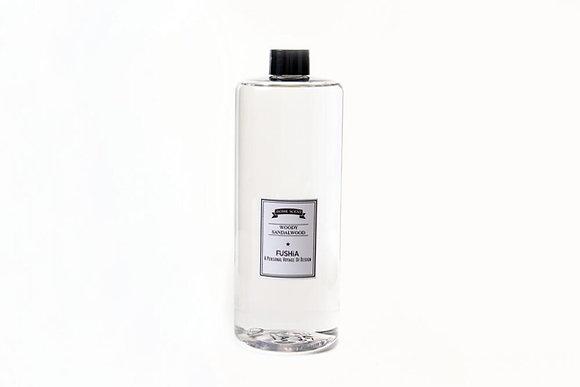 Woody sandalwood refill 1 liter refill scent