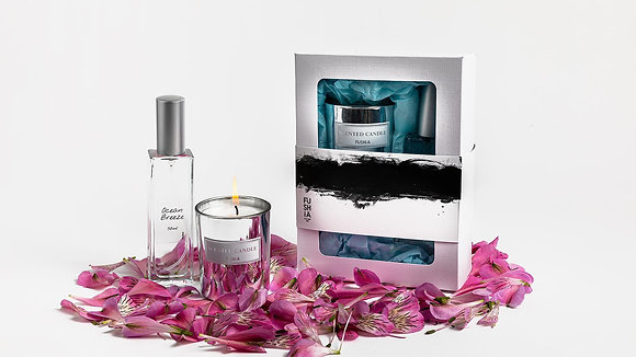 Silver scented gift