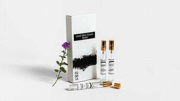 3 mini perfume pack