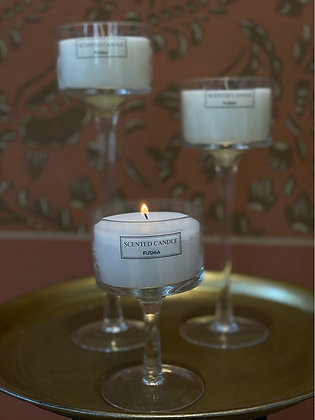 Set of 3 Scented Candles