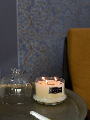 Bell Cover Scented Candle