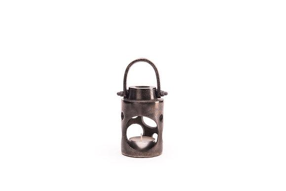 Small iron lanterns