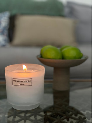 Qatar scented candle