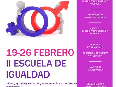 II Escuela de Igualdad
