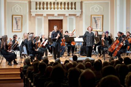Concertino for Piano & Chamber Orchestra - World Premiere