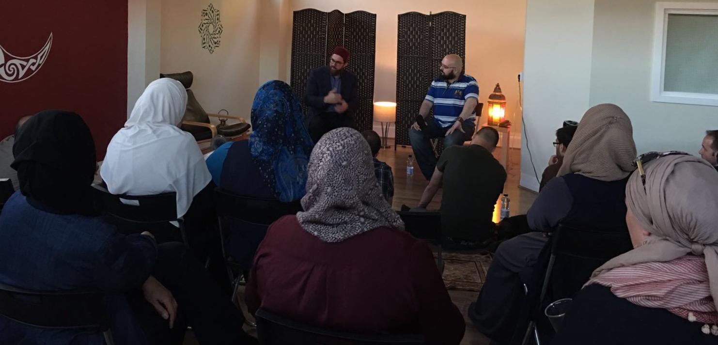 Shaykh Walead visits