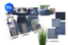 kantoorinrichting-Interieurontwerp Dsi-I