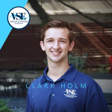 2019 VSE Intern, Clark