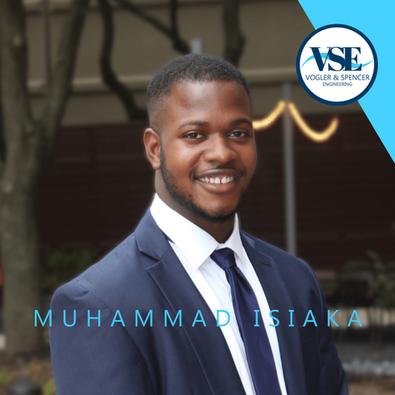 2019, VSE Intern, Muhammad