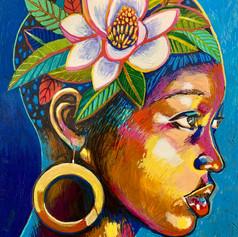 Queen Magnolia