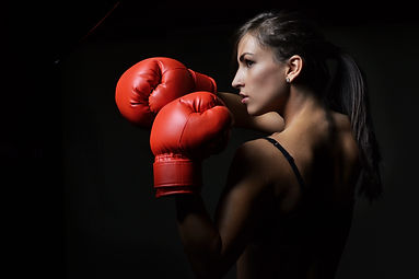 Fitness Kickboxing gets you fit, keeps you thin, tones your body, makes you look and feel great, & relieves stress.