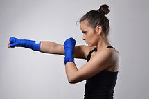 Fitness Kickboxing increases motivation, sheds pounds, and melts fat.