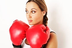 Group Fitness Kickboxng is a great and fun way to burn calories and lose inches.