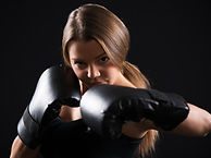 Group Kickboxing tones the body, strengthens mind, heightens courage and motivation.