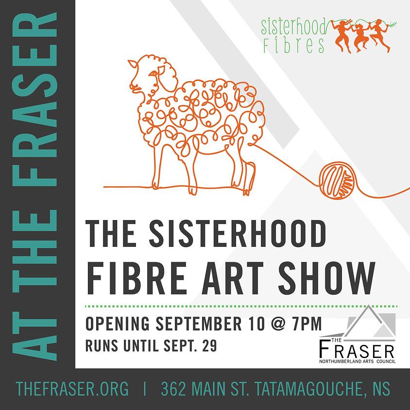 Sisterhood Fibre Art Show at THE Fraser