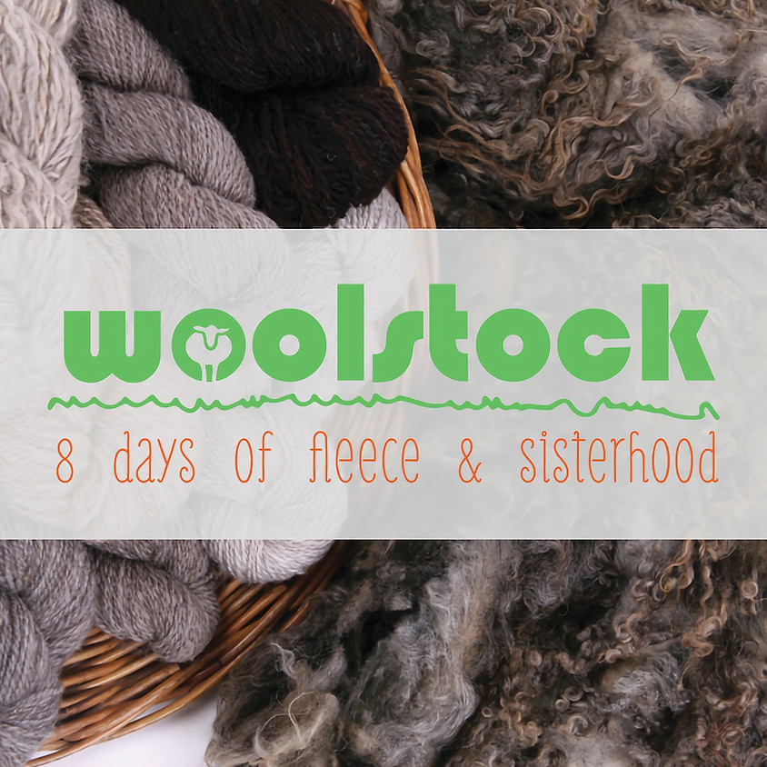 WOOLSTOCK 2018 - August 18th-25th