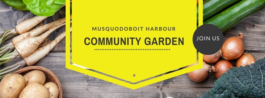 community garden logo