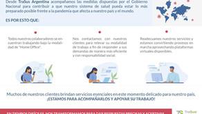 Responsabilidad Social en tiempos de Coronavirus