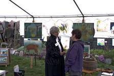 Kunst i haven 2013