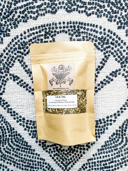 Y.E.P. Tea (small: 5-7 servings)