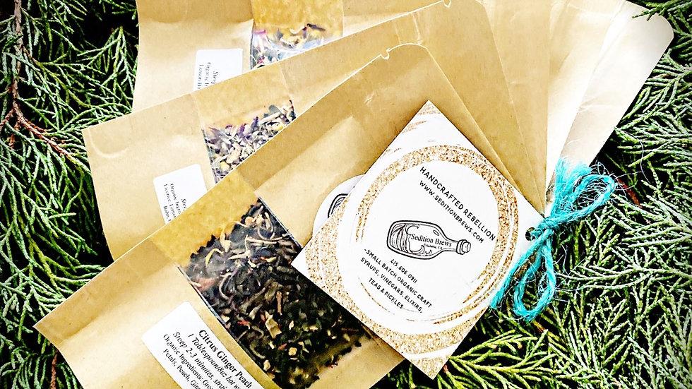 Organic Tea Sampler Pack