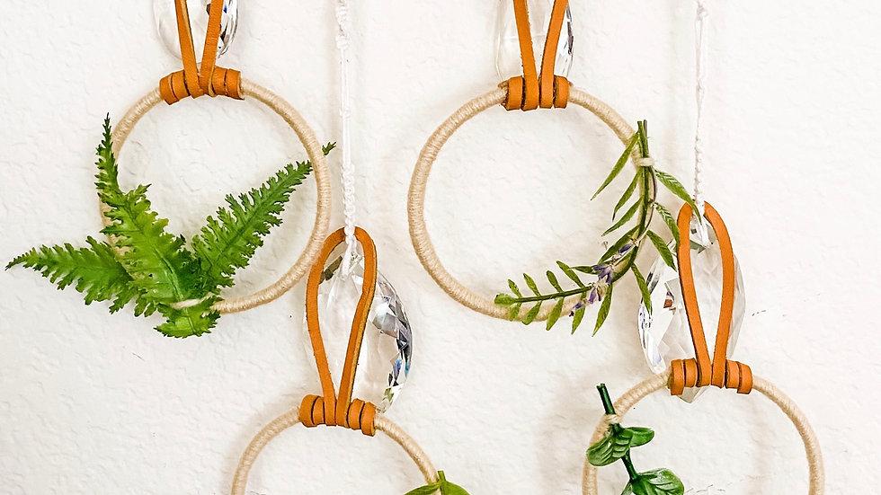 Botanical Ornament Set