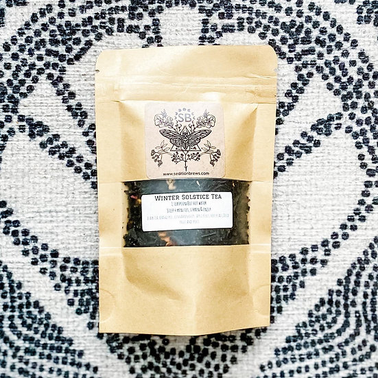 Solstice Spice Tea (small: 5-7 servings)