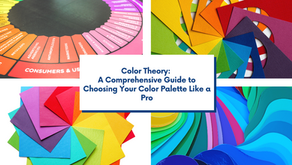 Color Theory: A Comprehensive Guide to Choosing Your Color Palette Like a Pro